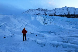 Matanuska Glacier is a true Alaskan Adventure