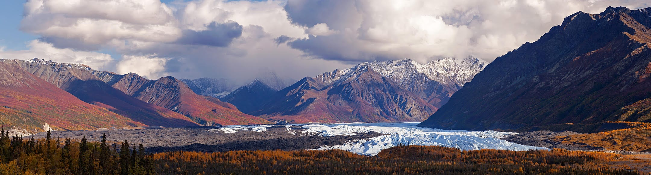 Matanuska Glacier Hike, Guided Glacier Tours, Summer & Winter Tour on Alaska's best glacier