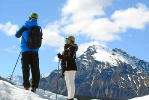 Matanuska Glacier Adventures access, walk and tour the glacier on your own