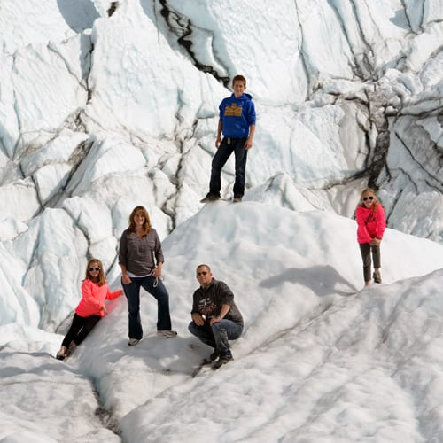 Summer Access - The Most Family-Friendly Glacier in Alaska