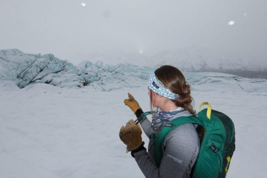 Matanuska Glacier Adventures in Alaska