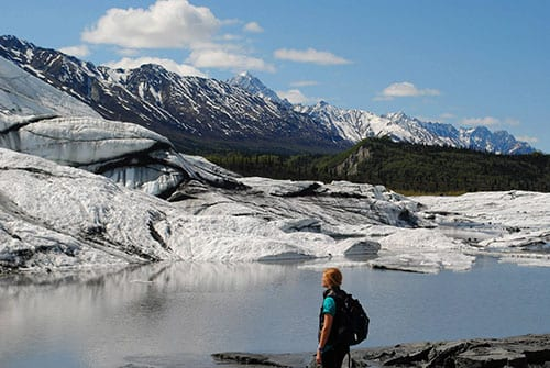Things to do near Anchorage AK Matanuska Glacier Adventure Guided Tours