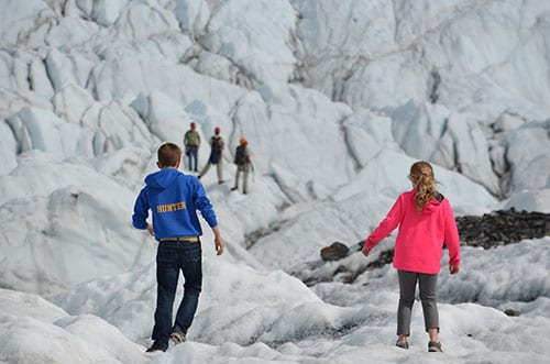 Things to do in Anchorage Matanuska Glacier Adventure Guided Tours
