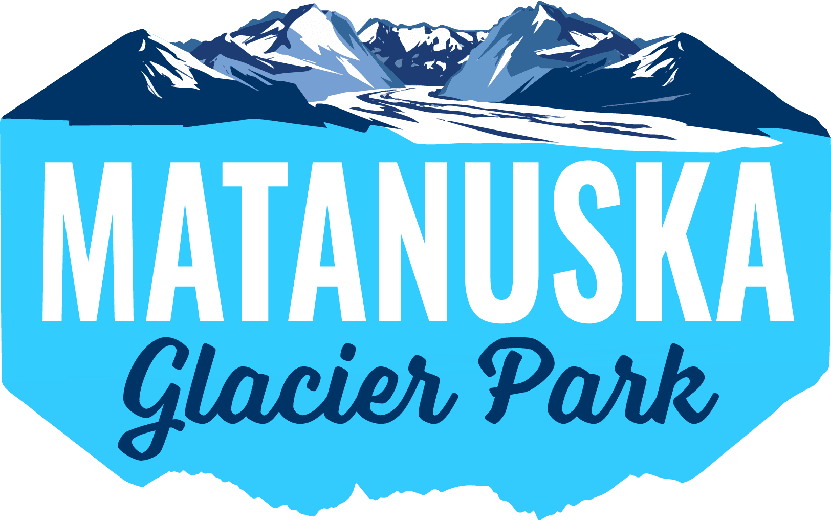 Experience Alaska's Matanuska Glacier with self-guided access or a guided tour with gear and visits to ice caves and other glacier features.