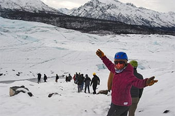 Summer Internship job at Matanuska Glacier in Alaska