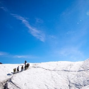 hike the matanuska glacier near anchorage