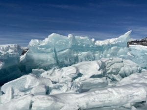 glacier near anchorage
