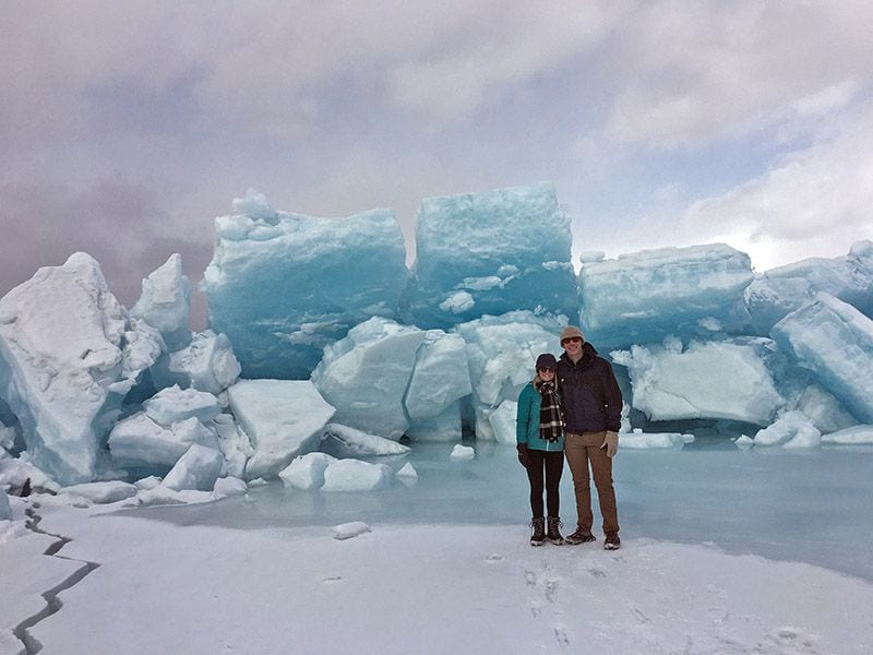 Mat-Glacier Tour in Alaska
