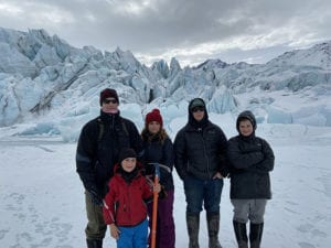tour glacier near anchorage