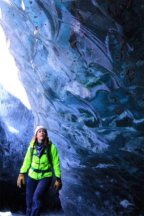 ice caves in alaska matanuska