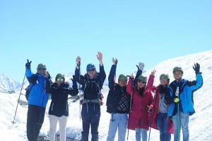 guided tour of the Matanuska Glacier in Alaska