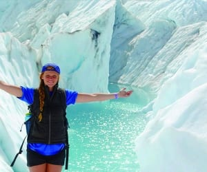 Summer time on the Matanuska Glacier
